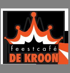 DJ Menno feestcafe de kroon