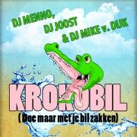 DJ Menno Cover-krokobil