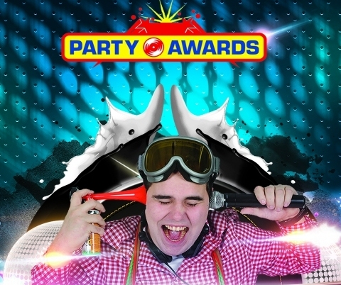 DJ Menno party awards