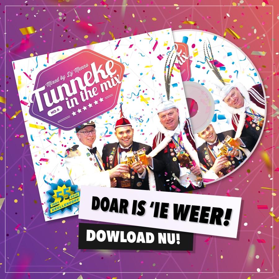DJ Mewnno tunneke in de mix 6 carnaval 2019